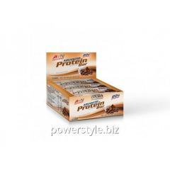 Спортивный батончик ASN 70g Chocolate Protein Bar (Французский шоколад) блок 12шт