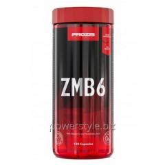 Добавки для спортсменов Prozis ZMB6 /Zinc + Magnesium + B6/ 120 caps