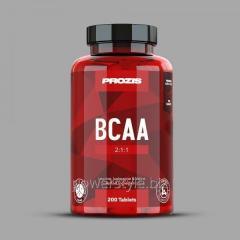 Аминокислота Аминокислотный комплекс BCAA Prozis