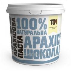 Арахисовая паста КРАНЧ С ШОКОЛАДОМ (1000грамм)