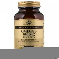 Vitamines oméga - 3 (acides gras oméga-3, EPA
