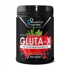 Аминокислота Powerful Progress Gluta-X (500 g)