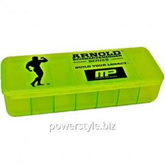 Таблетница Muscle Pharm Arnold Pill Box 7 Section