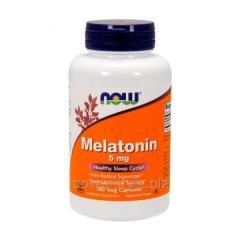 Минералы Melatonin 5 mg (180 капсул)