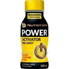 Cмесь Энергетик GO ON Nutrition Power Activator 100 мл
