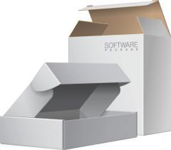 Коробка для программного обеспечения