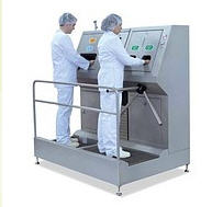 The integrated system of hygiene Sani-Compact,