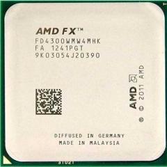 Процессор AMD FX-4300 (FD4300WMW4MHK) 95w...