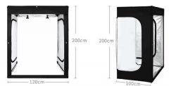 Фотобокс c LED освещением Лайт куб