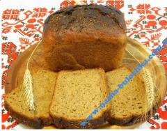 Хлеб Бородинский улучшенный заварной,