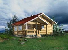 Строительство, проектирование деревянных домов,