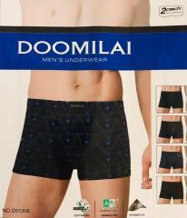 Трусы мужские боксёры хлопок + бамбук DOOMILAI