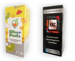 Silver Fruits - Капли + ККС - Концентрат...