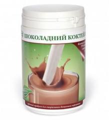 Протеиновый коктейль Шоколадный - 450 г -