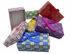 Подарочная коробочка, универсальная, цвета микс под брелок гос. Номер