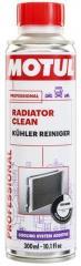 Промывка, очистка системы охлаждения Motul RADIATOR CLEAN (300ML)