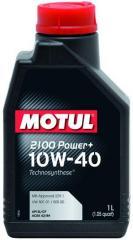 Моторное масло 10w40 Motul 2100 POWER+ SAE 10W40