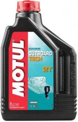 Моторное масло 2t для подвесных двигателей MOTUL