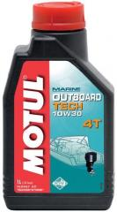 Моторное масло для 4-х тактных подвесных и