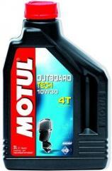 Моторное масло для 4-х тактных подвесных и...