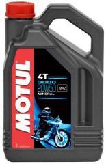 Моторное масло для мотоциклов для четырех тактных