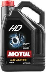 Масло трансмиссионное минеральное Motul HD...