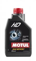 Масло трансмиссионное минеральное Motul HD SAE