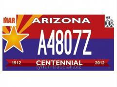Американский номер Аризона (Изготовим за 1 час)