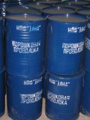 Порошковая  проволока  ПП – АН130 / ПП – Нп- 25Х5ФМСТ/
