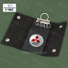 Чехлы для ключей с номером и лого вашего авто + брелок с номером в подарок (изготовим за ! Час)