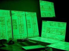 Табличка план эвакуации светящаеся в темноте без батареек и электричества