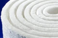 Белый войлок толщина 25мм плотность 1700гр/м2 ширина рулона 1950мм
