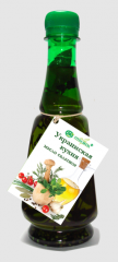 Масло салатное Украинская кухня - 330 мл -