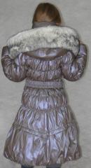 It is put. the Darinka jacket from Kharkiv