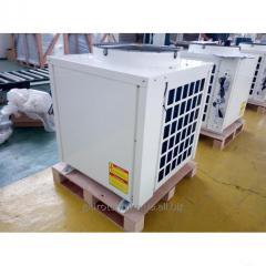 Тепловой насос воздух-вода Clitech CAR-12XB NEW