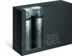 Gift packaging for cosmetic products