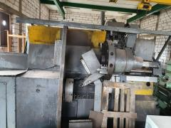 Lathes for metal