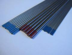 Electrodes tungsten WL-20; WT-20 diameter 1.0 -