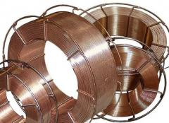 Wire the SV-08G2S brand copperplated, diameter -