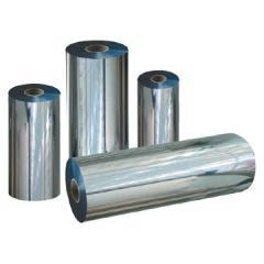 Film metallized (bilateral)