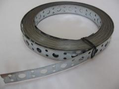 PUNCHED TAPE THE MOUNTING PUNCHED TAPE HDG ZINCED
