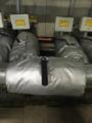 Чехлы теплоизоляционные с проектом для заказчика