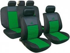 Чехлы сидения MILEX Tango зеленые 24016/33