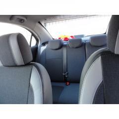 Чехлы модельные для Chevrolet Aveo SEDAN 12- Т300 (Раздельный) BROTHERS