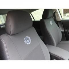Чехлы модельные для Volkswagen Passat B6 2005- SD