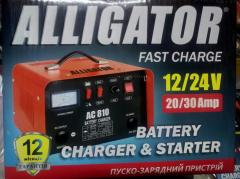 Charger-starting devices
