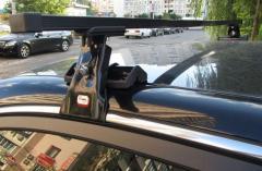 Опоры на багажник для гладкой крышы Amos Dromader