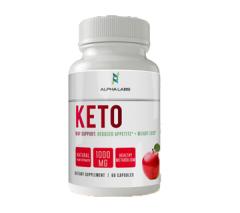 Alpha Labs Keto (Альфа Лабс Кето) - капсулы для похудения