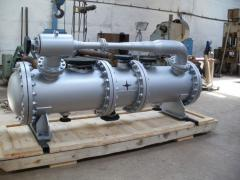 Эжектор уплотнений ЭУ-13М, ХЭ-65-350, ХЭ-90-550,