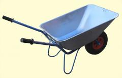 Wheelbarrows Pass the master